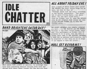 Idle Chatter Fanzine Issue 23